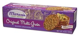 Milton's Multigrain Crackers